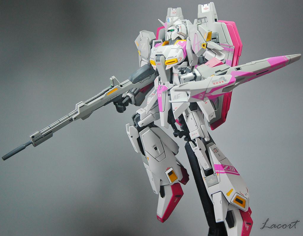 MSZ-006-3 Zeta (Karaba)