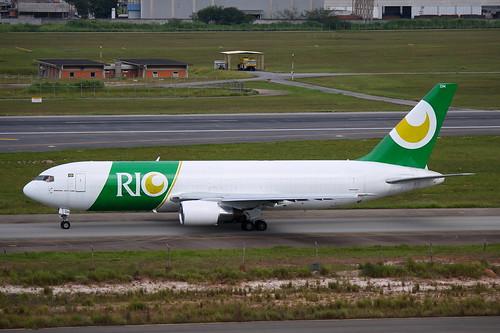 Rio | Boeing 767-200F @ SBGR