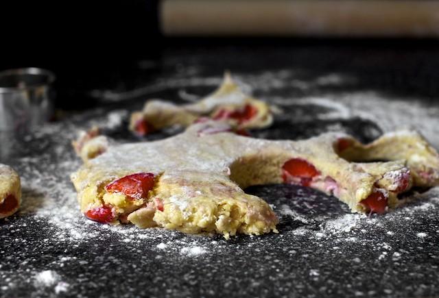 Strawberries And Cream Biscuits Smitten Kitchen