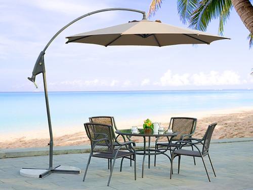 Contemporary Designs In Outdoor Umbrellas