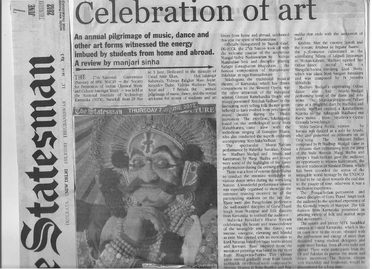 My photo of Padmashri Shri Chittani Ramachandra Hegde..Yakshagana with article