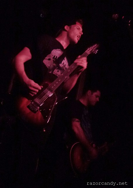 The Swellers - Old Blue Last - 13 May 2012 (1)