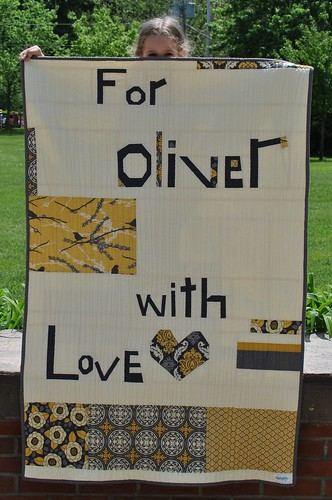 For Oliver with Love