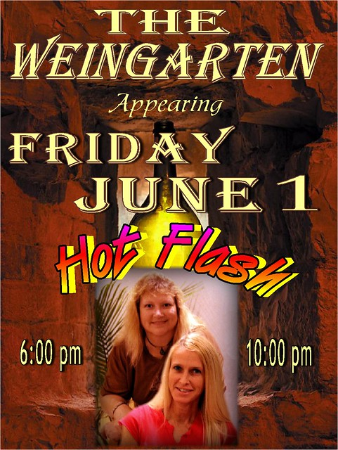 June 1 Weingarten