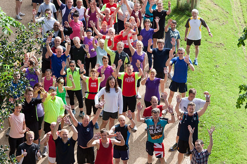 Preston parkrun week 4-19