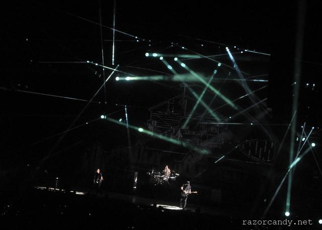 Blink-182 - O2 - 8th june, 2012 (4)