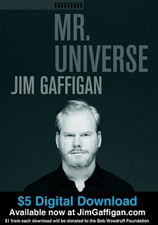 Mr. Universe - Jim Gaffigan