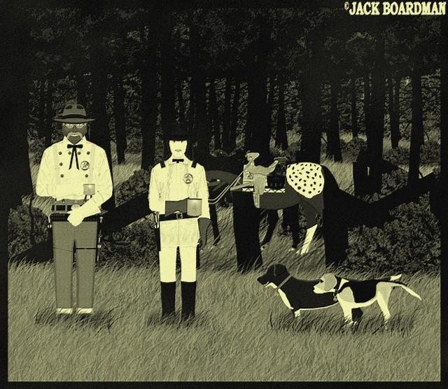 The scene of the crime ©2012 Jack Boardman