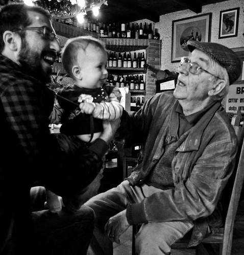 Davide, Samuele e Lino