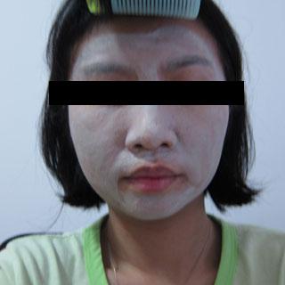 jeju volcanic pore clay mask, innisfree