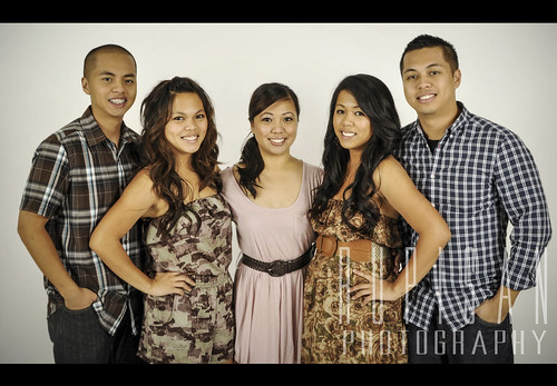 Medoza Family Portrait