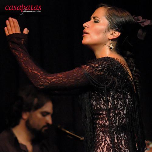 Karen Lugo en Casa Patas. Foto: Martín Guerrero