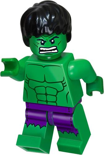 Hulk Minifig
