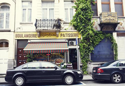 boulangerie & patisserie, bryssel