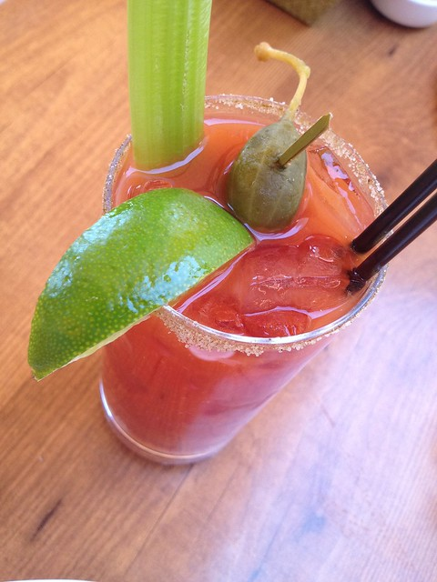 French bloody mary - The Girl & The Fig