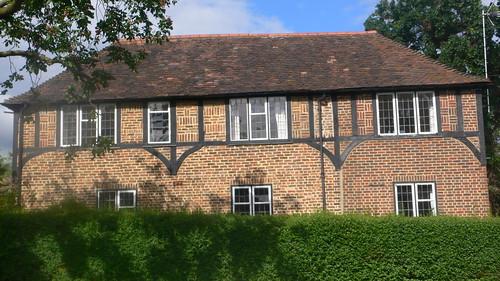Hampstead Garden Suburb - half timbered
