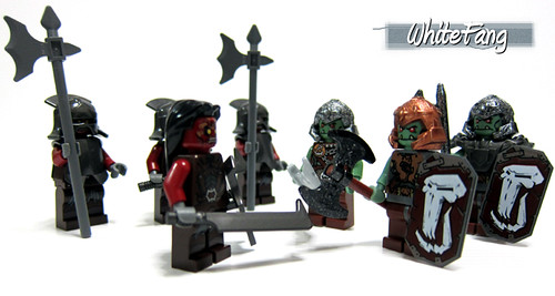 Meet our medieval counterparts by WhiteFang (Eurobricks)
