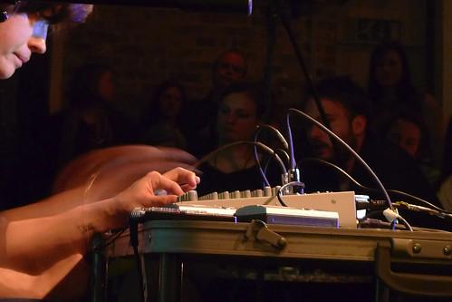Michael Gira / Grouper @ Cafe Oto 7.4.12