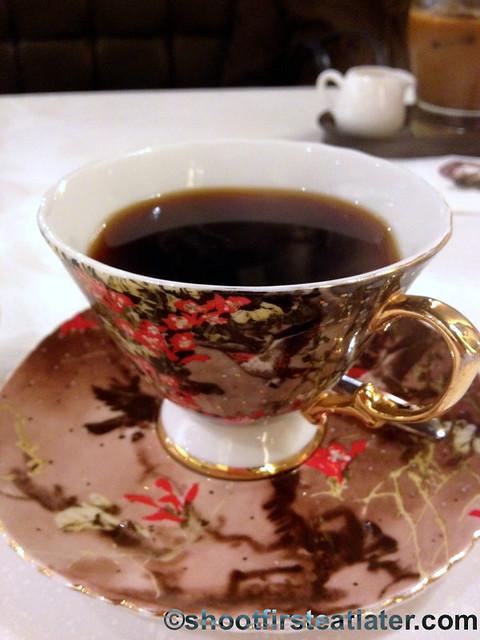 Pokka special blend  coffee