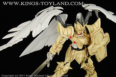 MG Knight Gundam Full Armor Mode Resin Conversion Kit (10)