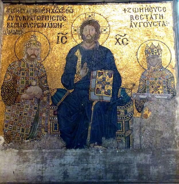 Istanbul - avril 2012 - jour 5 - 122 - Sainte-Sophie (Ayasofya Cami Müzesi)
