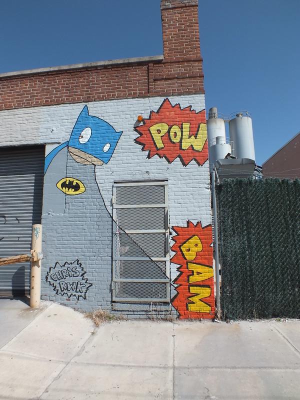 Robots Will Kill Street Art, New York.