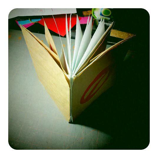 Slot and tab binding