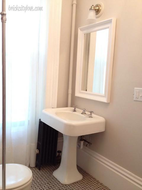 2nd floor bath after 3
