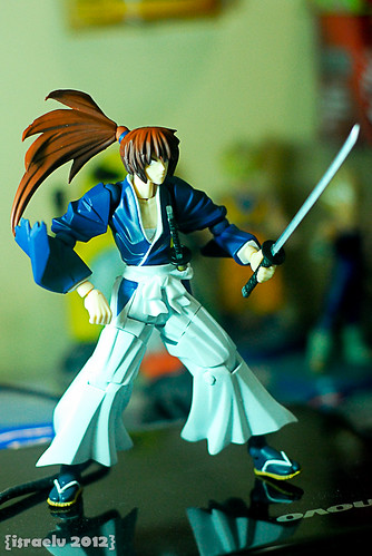 Revoltech 109 Himura Kenshin by {israelv}