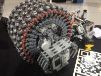 Mecanum Wheels - Page 2 - LEGO Technic, Mindstorms & Model ...