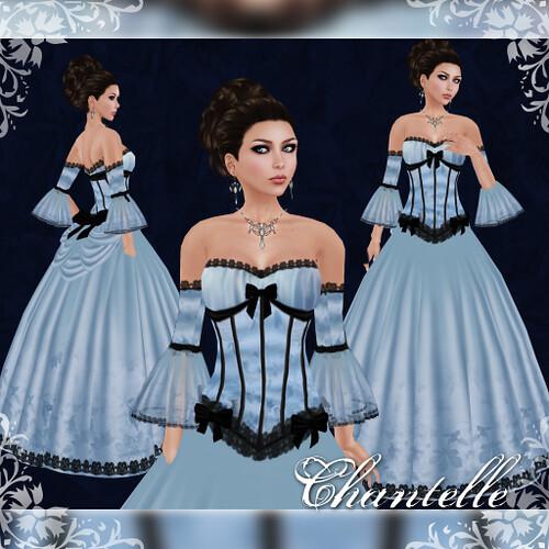 Chantelle - Sky