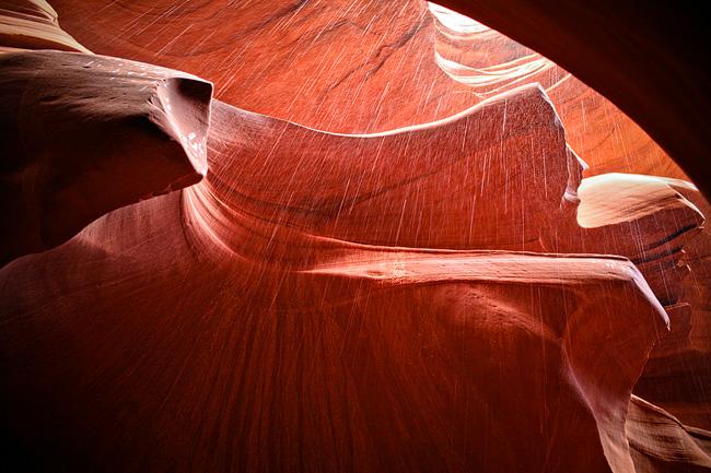Lower Antelope Canyon Page AZ.