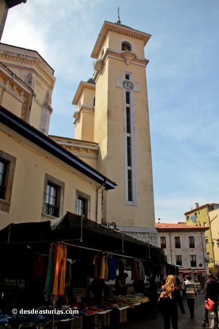 Mercadillo semanal Ribadesella  Qu ver en Asturias