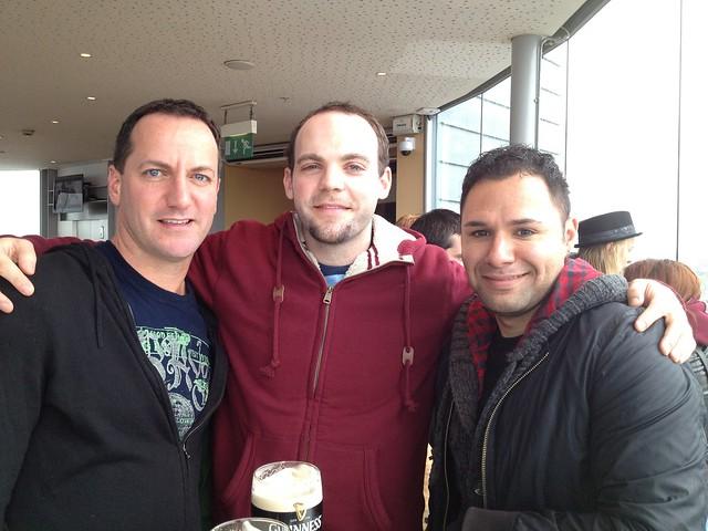 David, Kryan, and Tristen