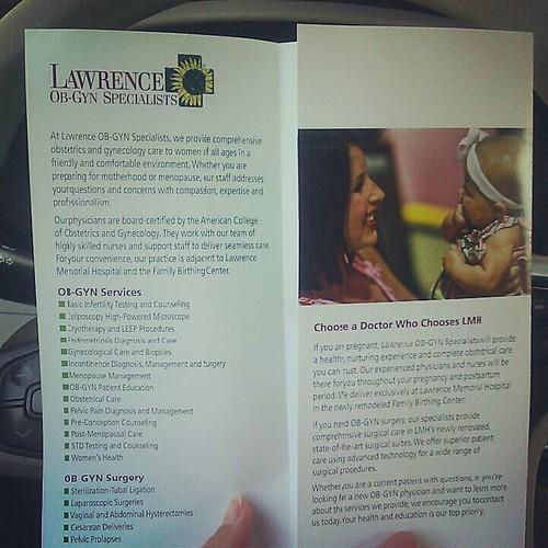 LMH brochure