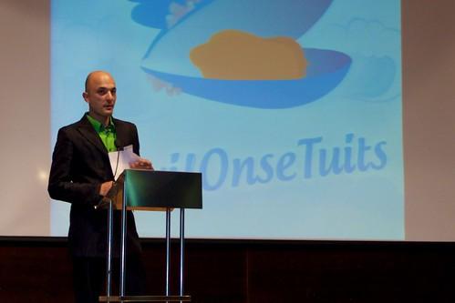 Presentación do evento