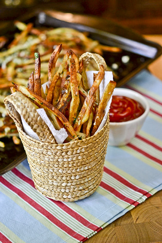 Garlic Fries 3