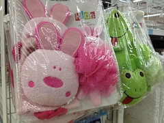 Bunny Slippers and Bath Accessories, Spotlight, Plaza Singapura