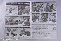 Formania Sazabi Bust Display Figure Unboxing Review Photos (26)