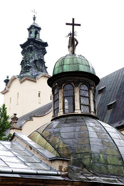 Boims chapel. Lviv, Ukraine