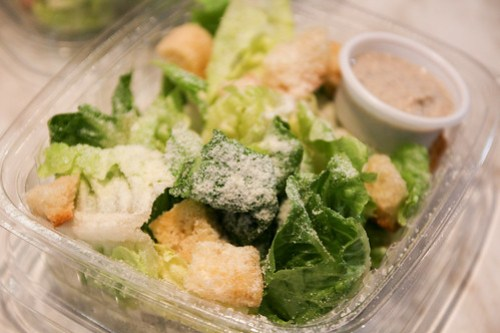 Caesar Salad at BonChon