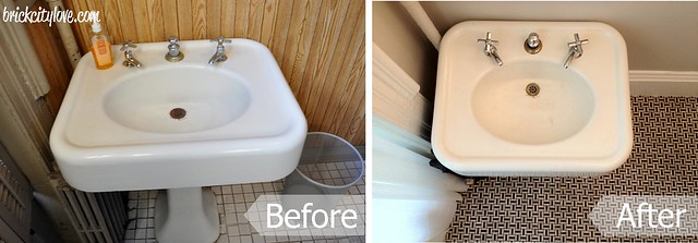 2nd floor bath before-after 7