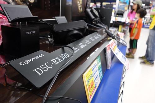 SONY Cybershot DSC-RX100 f/5.0 28mm
