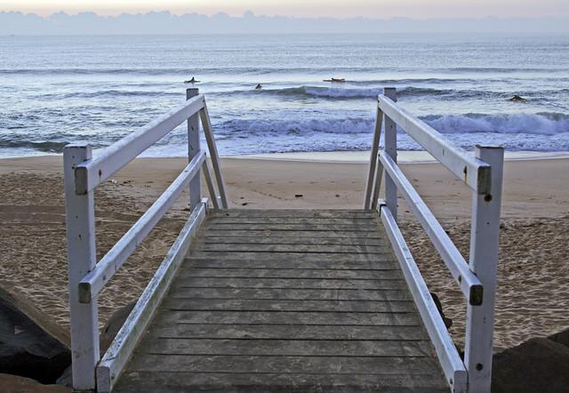 Stockton Beach Dawn
