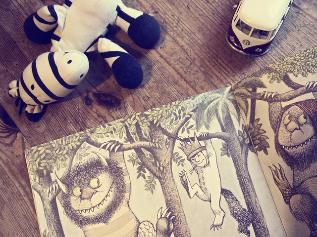 RIP Maurice Sendak ~ a year at the table - day 131
