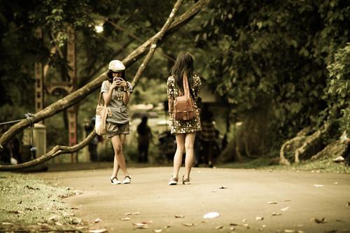 Botanical Garden by syamsuladzic