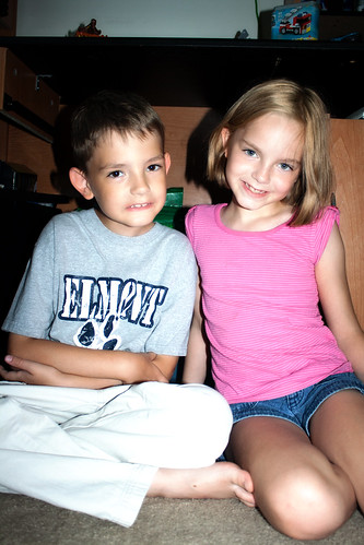 168/366 [2012] - My Kids by TM2TS