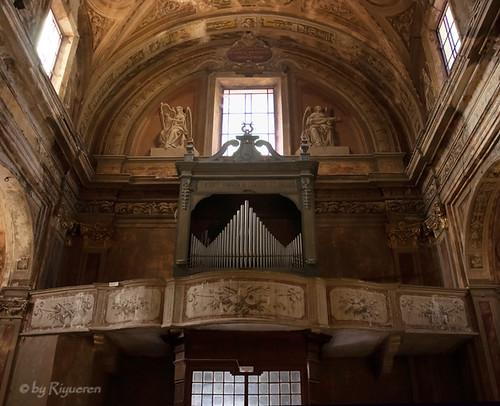 Priero:Chiesa di S.Antonio abate - interno