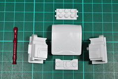 HG 144 7-Eleven BearGuy Gundam OOTB Unboxing Review (26)