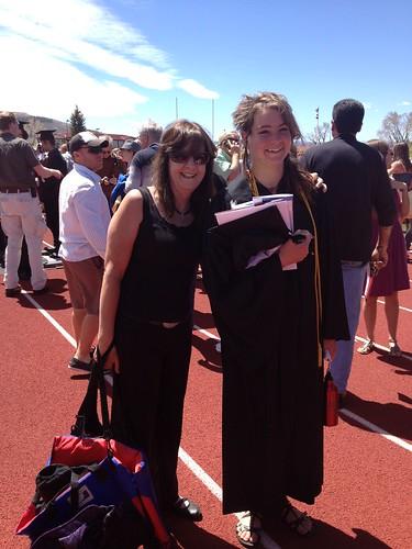 Andrea's Graduated!
